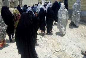 برپایی راهپیمایی روز جهانی قدس در دهستان خلیلی