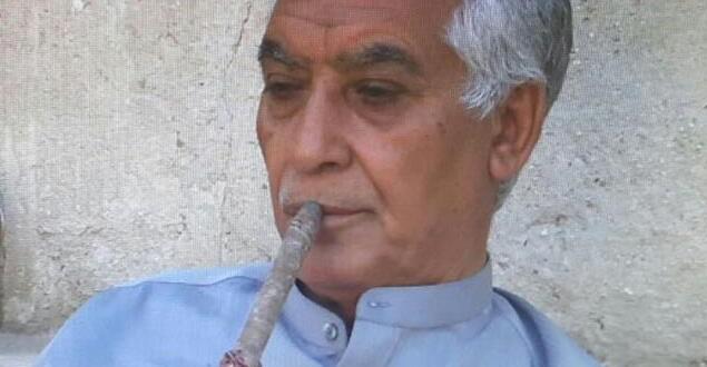 حاج اکبر خرمنژاد به دیدار حق شتافت